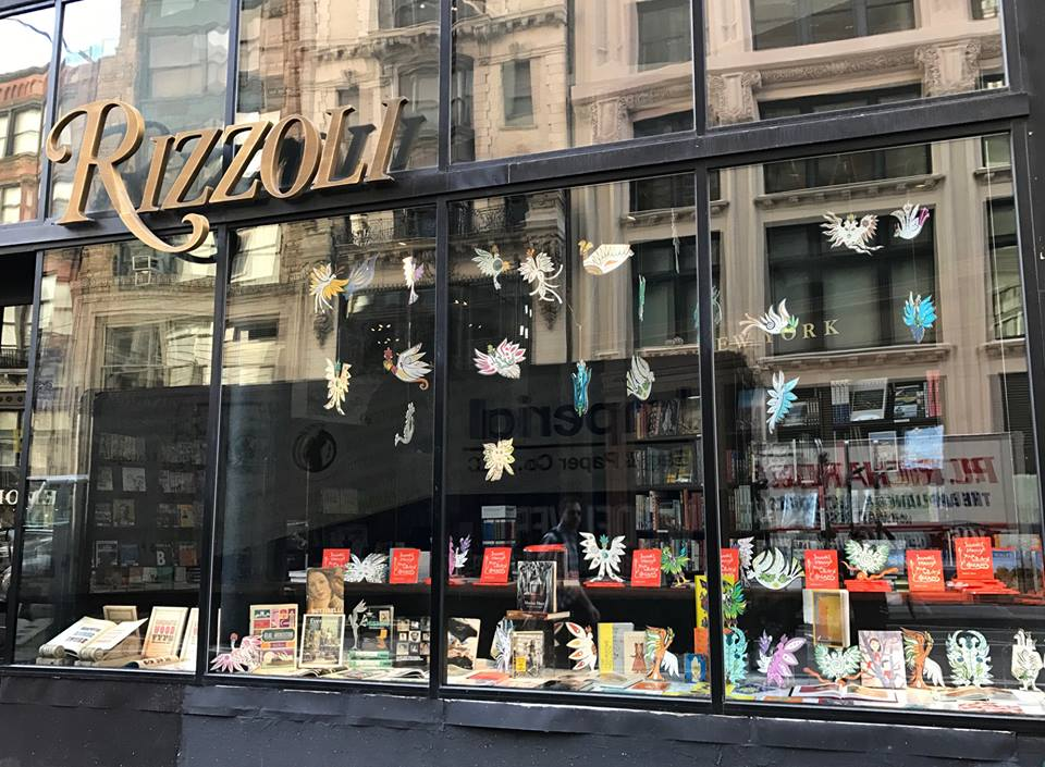 Journal rizzoli bookstore if youre walking up or down broadway between w25th and w26th st chances are youll find yourself stopped in front of our whimsical and dynamic window solutioingenieria Gallery