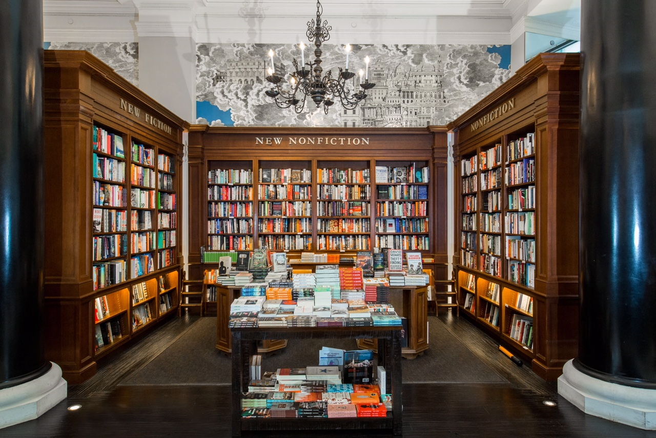 Welcome to the Most Beautiful Bookstore in New York | Rizzoli Bookstore img24