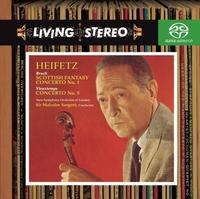 VIOLIN CONCERTO NO 1 (HEIFETZ)