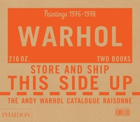 ANDY WARHOL CATALOGUE RAISONNE, PAINTINGS 1976-1978