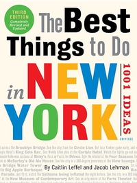 BEST THINGS TO DO IN NEW YORK: 1001 IDEAS: 3RD EDITION