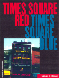 TIMES SQUARE RED, TIMES SQUARE BLUE OE