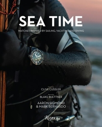 SEA TIME: WATCHES INSPIRED BY SAILING, YACHTING AND DIVING
