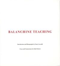 BALANCHINE TEACHING