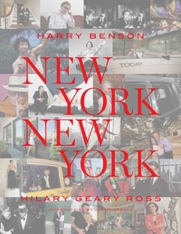 HARRY BENSON: NEW YORK, NEW YORK