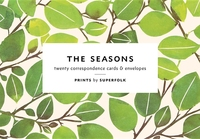 SEASONS CORRESPONDENCE CARDS
