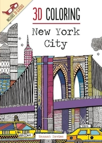 3D COLORING: NEW YORK CITY