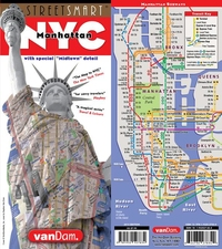 NEW YORK CITY: MANHATTAN (MIDTOWN DETAIL)