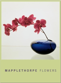 MAPPLETHORPE FLOWERS: NOTECARD BOXES -- A STATIONERY FLIP-TOP BOX FILLED WITH 20 NOTECARDS PERFECT FOR GREETINGS, BIRTHDAYS OR INVITATIONS