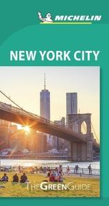MICHELIN GREEN GUIDE NEW YORK CITY 24/E