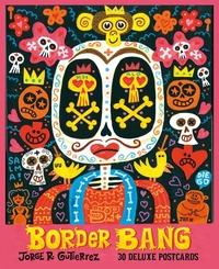 BORDER BANG: POSTCARDS: 30 DELUXE POSTCARDS