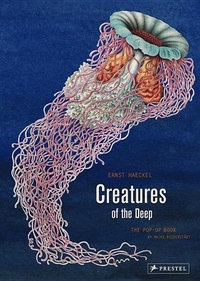 CREATURES OF THE DEEP:THE POP-UP BOOK