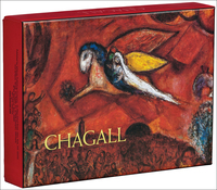 CHAGALL NOTECARD BOXES