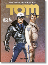 LITTLE BOOK OF TOM OF FINLAND: COPS & ROBBERS