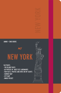 NEW YORK VISUAL NOTEBOOK: ORANGE JUICE