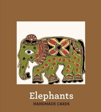 ELEPHANTS: HANDMADE CARDS