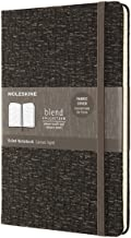 MOLESKINE BLEND LIMITED COLLECTION NOTEBOOK 2019, LARGE, RULED, BROWN (5 X 8.25)