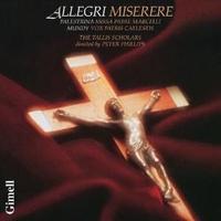 ALLEGRI - MISERERE (25TH ANNIVERSARY EDITION)