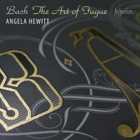 ART OF THE FUGUE (ANGELA HEWITT)