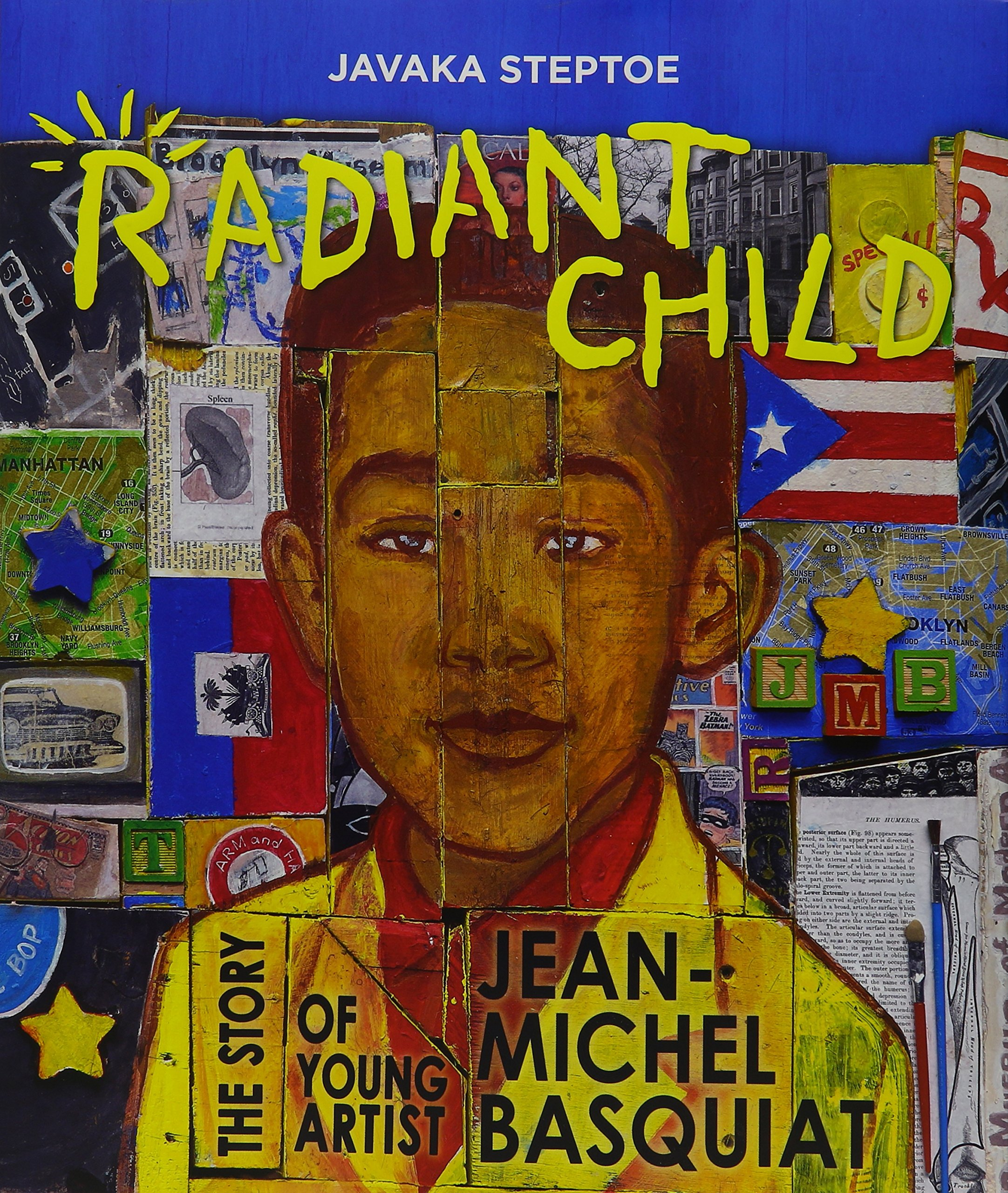Image result for radiant child steptoe